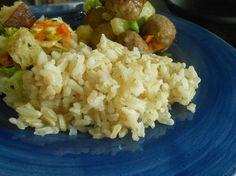 Dana's Kitchen: Perfect Stove Top Brown Rice