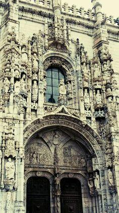Mosteiro dos Jerónimos, Belém, Portugal