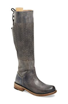 Bed Stu 'Cambridge' Knee High Leather Boot (Women) available at #Nordstrom