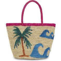 SENSI STUDIO Vamos straw tote ($300) ❤ liked on Polyvore featuring bags, handbags, tote bags, straw tote bags, straw tote handbags, straw handbags, tote handbags and white tote