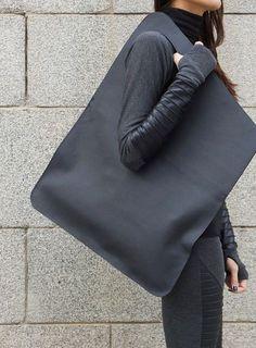 Nuova EDIZIONE LIMITATA Perfo in vera pelle nera borsa / http://feedproxy.google.com/fashiongobags