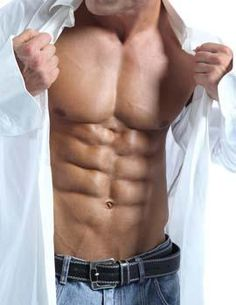 #6ABS #exercises a try to get your six pack lean and shredded.
