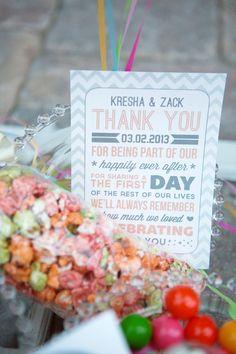 no, it's NOT a typo! (shocking for us, i know.) it's meant to be read two ways. free printable thank you sign. (: #freeprintable #thankyousign #weddingchicks http://www.weddingchicks.com/2014/01/08/groomal-shoot/