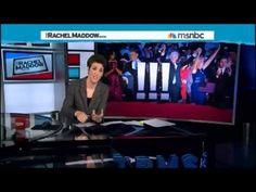 Rachel Maddow on Post Election 11/07/2012