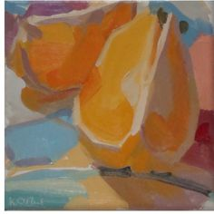 Small Painting Sales Clementine series Karen O'Neil