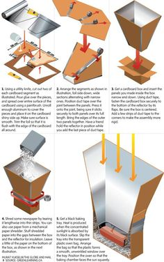 How to make a solar oven in five steps - The Globe and Mail