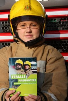 women Firefighter Rescue Images | Female firefighter (427x640)