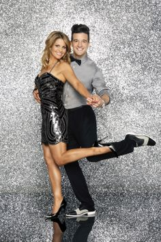 DANCING WITH THE STARS - CANDACE CAMERON BURE & MARK BALLAS  Actress, producer, New York Times bestselling author and inspirational speaker, Candace Cameron Bure partners with Mark Ballas.