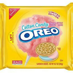 You got: Cotton Candy. Which Limited Edition Oreo Flavor Are You Based On Your Zodiac Sign? Weird Oreo Flavors, Pop Tart Flavors, Cookie Flavors, Yummy Snacks, Delicious Desserts, Snack Recipes, Yummy Food, Oreos, Cookies Oreo