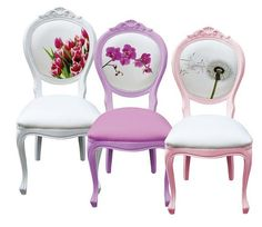 oooo I would love to own these chairs,  Please