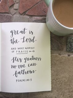 Love this verse--His greatness no one can fathom <comprehend, understand, explain, hope to know> Bible Verses Quotes, Faith Quotes, Me Quotes, Scriptures, Cool Words, Wise Words, Psalm 145, Soli Deo Gloria, My Champion