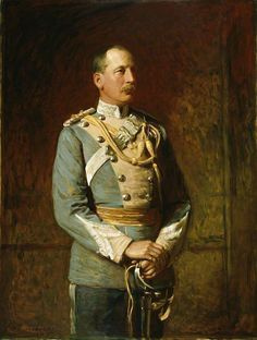 Lieutenant-Colonel Alfred Hornsby-Drake (1845–1932), in His Old Uniform,1st Madras Lancers, 1893 (@Patrick Baty)