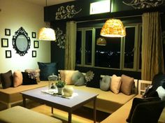Work in progress of our 40sqm apartment in manila :)