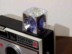 Kodak Instamatic cube flash
