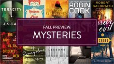 Lisbeth Salander, Women's Prison, and Evil Music: Fall 2015 Mysteries & Thrillers Preview | Bookish