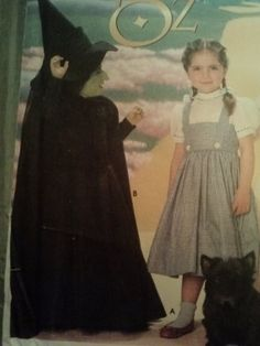 Wicked Witch Childs Costume by TheHouseOfZuehl on Etsy, $89.99