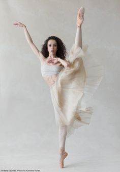 """The Company Project: """"If you feel like you are doing the best you possibly can then you are successful"""" – Jordana Daumec, First Soloist"""