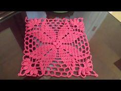 Transcendent Crochet a Solid Granny Square Ideas. Inconceivable Crochet a Solid Granny Square Ideas. Crochet Motif Patterns, Granny Square Crochet Pattern, Crochet Blocks, Crochet Squares, Crochet Designs, Flower Motif, Granny Square Häkelanleitung, Diy Crafts Crochet, Crochet Magazine