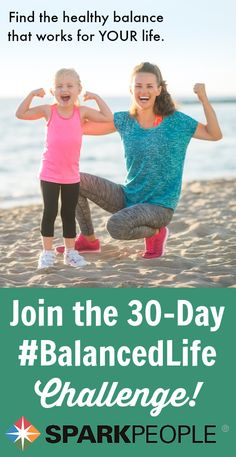 A 30-Day Health and Happiness Boost via @SparkPeople
