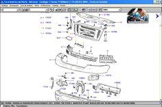 ford fiesta 2010 componentes motor - Buscar con Google