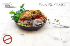 Simple Food: Crunchy Topped Cod Loin