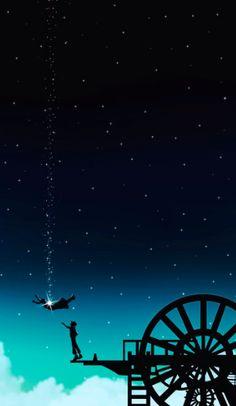 Le château dans le ciel By ハラダミユキ