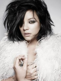 Lilly Allen by Rankin