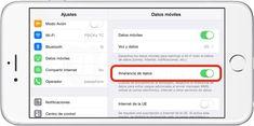 La itinerancia de datos es la capacidad de enviar y recibir información en redes móviles diferentes de la infraestructura de...
