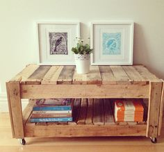 i want to make this coffee table