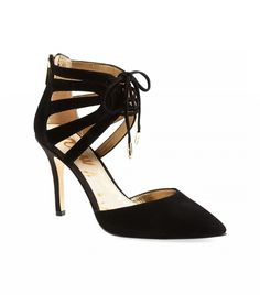This+Shoe+Trend+Will+Make+You+Ditch+Your+Classic+Black+Heels+via+@WhoWhatWear