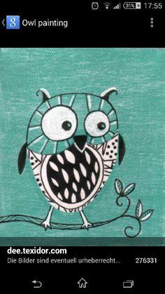 Owl, I like
