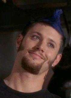 Jensen Ackles, actual Queen Boaz Priestly