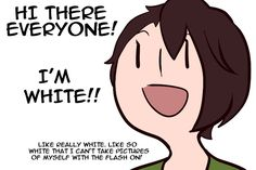 This Comic Perfectly Explains What White Privilege Is  http://www.buzzfeed.com/aaronc13/this-comic-perfectly-explains-what-white-privilege-is