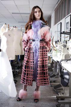 Barbra Kolasinski - LCF MA Graduates Final Show   Fashion   HUNGER TV