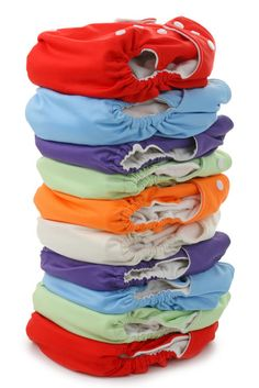 Jump On The Cloth Diapering Bandwagon: Going Green Can Save You Lots Of Green