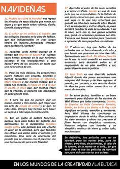 """Pág 2 del artículo """"Películas Navideñas"""" de Gaman Magazine#1 disponible en http://issuu.com/gamanmagazine/docs/n1_gamanfinal"""