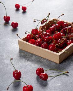 Cherries #foodphotography #cherryphotography
