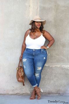 Plus Size Fashion | TrendyCurvy