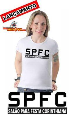 CORRA E GARANTA J A SUA! : http://www.camisetasdahora.com/p-4-109-3895/Camiseta-SPFC | camisetasdahora
