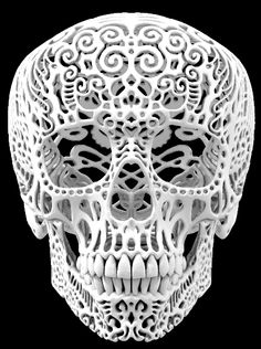 unusual art | ... Prototyping & 3D printing technology used to create unique artwork