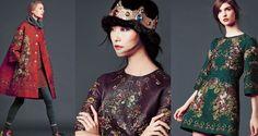 Dolce & Gabbana Winter 2015 Woman Collection | Best Fashionest