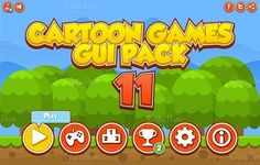 Check out Cartoon Games GUI Pack 11 by pzUH on Creative Market