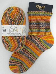 Opal Sock Yarn The Little Prince and The Fox