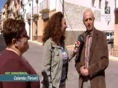 """Conocemos los grandes tesoros que alberga Calanda en la sección """"Como mi pueblo ninguno"""" del programa  'Sin ir más lejos' de Aragón TV"""