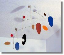 hanging mobile - Wilco