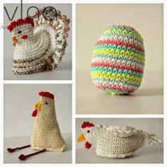 Velikonoční – NÁVODY NA HÁČKOVÁNÍ Easter Crochet, Crochet Toys, Alpacas, Baby Alpaca, Knitting, Sewing, Hats, Blog, Amigurumi