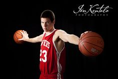 senior basketball poses ideas | Basketball Challenge | Jan Kentala Photography