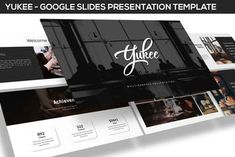 Yukee - Multipurpose Powerpoint Template by inspirasign on Envato Elements Powerpoint Maker, Powerpoint Themes, Powerpoint Template Free, Microsoft Powerpoint, Powerpoint Presentation Templates, Keynote Template, Slide Presentation, Change Picture, Envato Elements