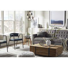 Alderbrook Tufted Sofa & Reviews   AllModern