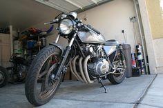 78 Suzuki gs550 Cafe Racer